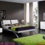 ديكورات غرف نوم جديدة و جميلة جدا2014