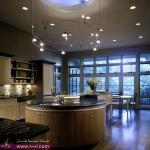 صور اروع ديكور مطبخ ديكورات مطابخ جديدة