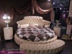 احدث ديكورات غرف نوم رومانسية 2014 للعرسان