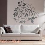 اجمل الرسومات والاشكال ورق حائط ايكيا لتتالقي في ديكور منزلك