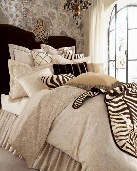 مفارش غرف نوم للعرائس 2014 – مفارش رومانسية للعرسان 2014 – اجمل