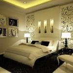 اجمل غرف نوم شيك 2014