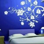 غرف منوعة 2014 ، ديكورات الخوائط 2014 ، رسومات على الحائط 2014