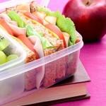 حقيبة الطعام المدرسي