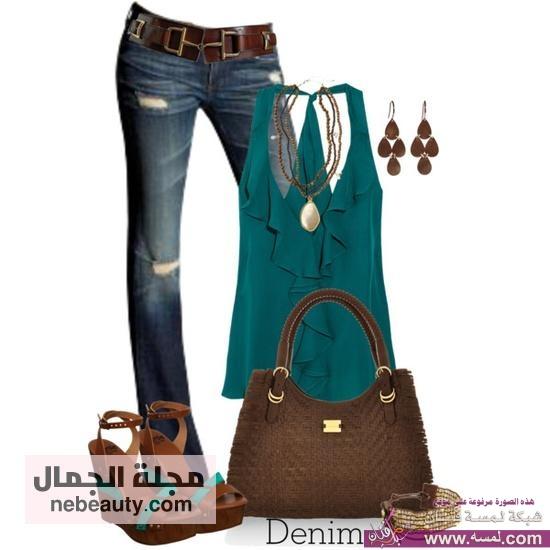 91079e1c60b433b32d1b1d18429be2e1 كولكشين ملابس صيفيه أنيقه بألوان رائعة  أنيقه وعصريه 2014