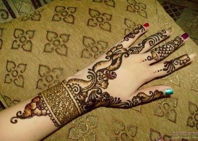 Arabic Mehndi Design For hands 2013-14 (7)
