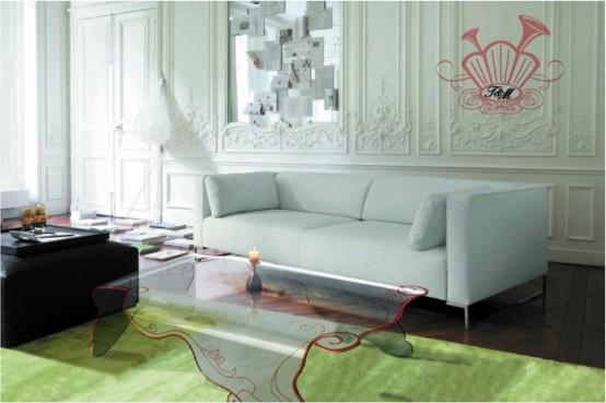 Baroque themed decorative coffee table 2 554x3691 ديكورات غريبة وجميلة لغرف نوم الاطفال   لغرف الأطفال ديكورات غريبة وجميلة