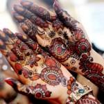 Beautiful Eid Mehndi Designs 2012 150x150 اجمل نقش للعروس مرة روعه 2014