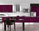 ستايل المطبخ ممتازة 2015 التصميم الداخلي على مساحة صغيرة في المطبخ2014