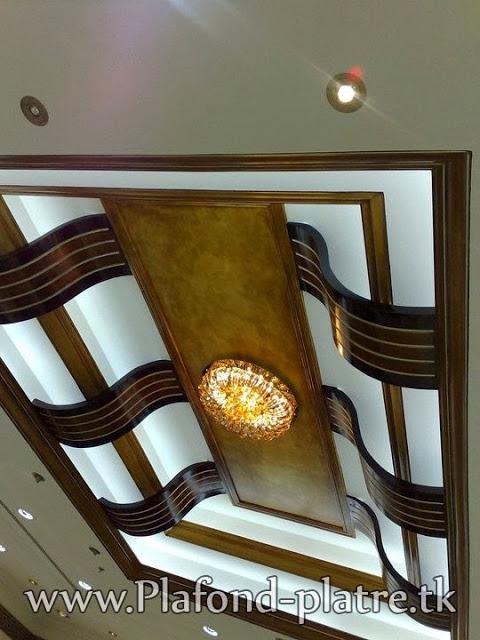 Faux plafond dcoration moderne1 جبس غرف مجالس رجالية رائعه 2014