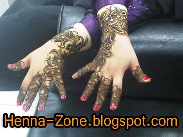 Henna zone 74 صور نقش 2014