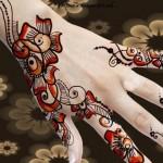 اروع النقوش الحناء للعروس 2014