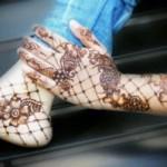 اجمل النقوش العرائسي  2014 الارجل مع اليد