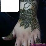 أجمل نقوش الحناء الخليجي والهندي من يد صفية ام أحمد  2014