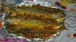 اكلات سمك بالصور طريقة عمل سمك مشوي بالفرن بالصور2014