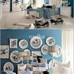 تصميم مختلف لديكور غرف نوم الاميرات الصغيرات2014
