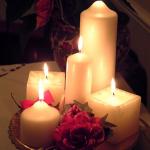 ديكورات شموع رومانسيه  ، اروع ديكورات بالشموع 2015 ، شموع رومانسيه2014