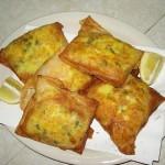 بريك جزائري من اروع اكلات الجزائرية