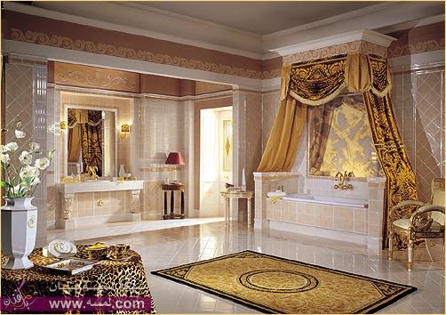 2feceab8c ديكورات حمامات مودرن 2014 , حمامات حديثه 2015 , الوان دهانات فخمه للحمامات