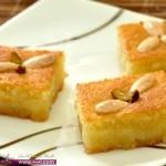 حلويات رمضان 2014 جديده طريقة تحضير البسيمة