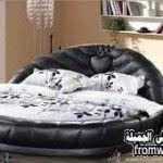 غرف نوم على شكل دائره جميله 2014_2015