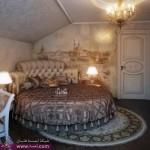 ديكور تصاميم أنيقة ورومانسية غرفة النوم
