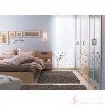 غرف نوم ايكيا جديدة للبنات ، غرف نوم رومنسية من ايكيا 2014موضة