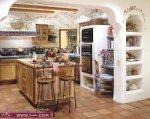 ديكورات مطابخ فخمة  ديكورات فخمة للمطابخ 2015  صور ديكورات مطبخ رهيبة