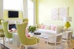 ديكورات غرف معيشة2015