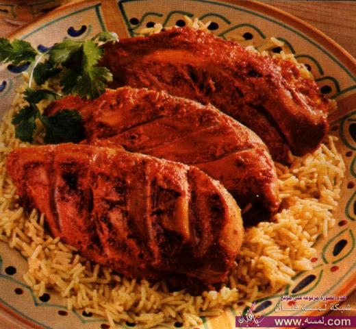 img 1288041051 277 اشهى الاكلات  دجاج بالصور طريقة عمل طبخات سهله بالصور