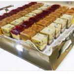 لمجموعة انواع مختلفة من حلويات الكاسات المتميزة2014