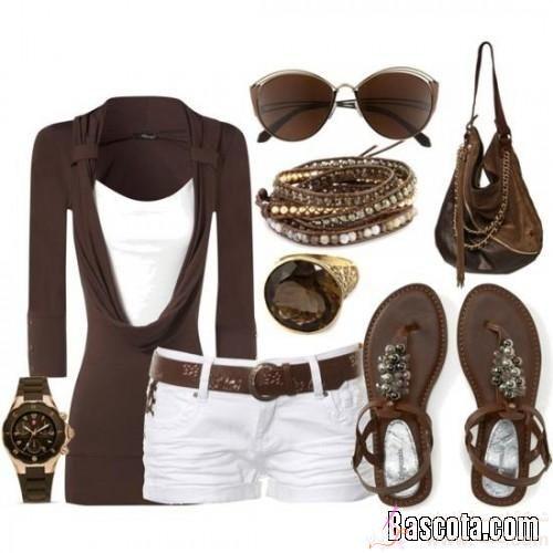 img 1372622904 334 كولكشن اخر شياكه  ازياء صيف للبنات   ملابس صيف انيقة وراقية   لبس صيفي للراقيات