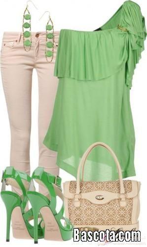 img 1372622904 412 كولكشن اخر شياكه  ازياء صيف للبنات   ملابس صيف انيقة وراقية   لبس صيفي للراقيات