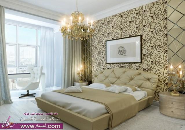 img 1374925167 8901 صور غرف نوم 2014 اجمل غرف نوم ديكورات جديدة للعرايس 2015 bedroom