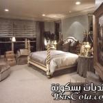 صور دهانات جديدة لغرف النوم الوان غرف نوم حديثة  ديكور غرف نوم مودرن 2015 2014