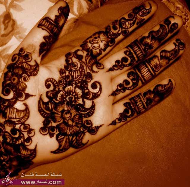 img 1379931438 4852 اكبر البوم صور حناء خليجية 2014 حنة عماني خيال اجمل رسوم حنة عمانية
