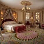التصميم الكلاسيكي  الروعة والفخامة والجمال غرف نوم كلاسيكية