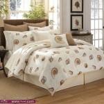 مجموعه اولي من اغطية واطقم السرير (مليات وشراشف