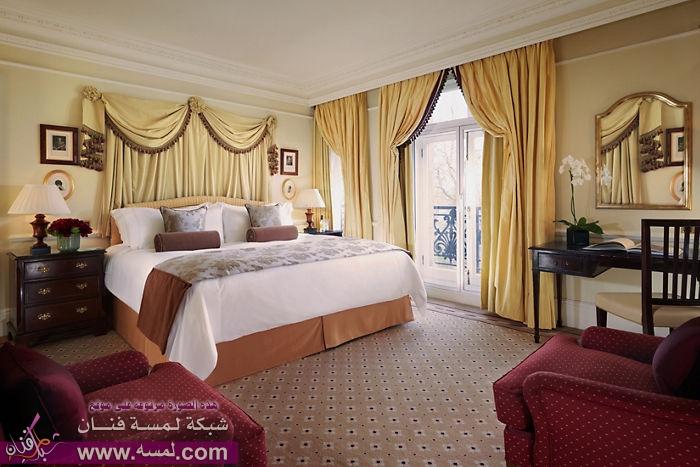 london room hyde park room 1 صور غرف نوم 2014 اجمل غرف نوم ديكورات جديدة للعرايس 2015 bedroom