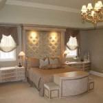 غرف نوم رومانسية 2014 ، غرف نوم للعروسة 2015 ، غرف نوم حديثة عصرية