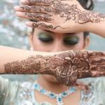 mahndi designs latest 150x150 اجمل نقش للعروس مرة روعه 2014