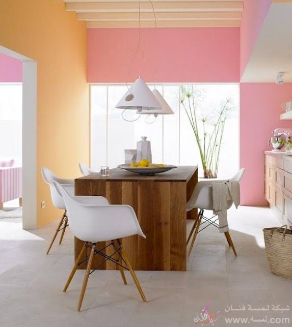 pastels paint colors 12 صور ديكورات صالات خيالية 2014 2015