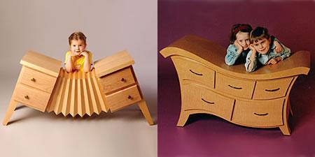 poshtote kids furniture2 ديكورات غريبة وجميلة لغرف نوم الاطفال   لغرف الأطفال ديكورات غريبة وجميلة