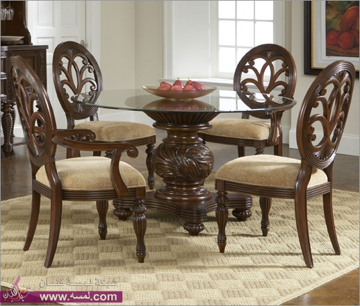 round glass top dining room tables buy broyhill brettingham round glass top table online directly صور اجمل غرف طعام ايطالى 2014 جديد