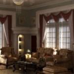 تشكيلة رائعة من غرف جلوس مودرن 2014 , غرف كنب مودرن ستيل كلاسيك