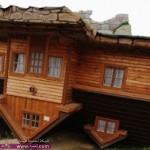 البيت المقلوب بولندا